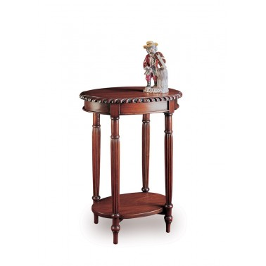 VELADOR OVAL CHIPPENDALE