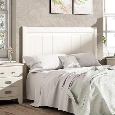 Cabeceros de madera y camas de madera demarques - Cabeceros originales de madera ...