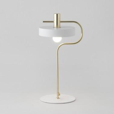 LAMPARA ALOA WHITE