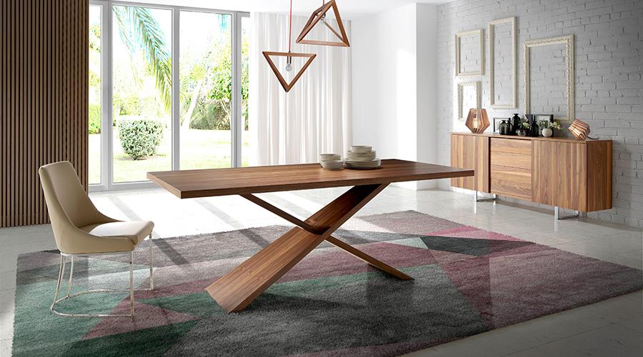Tendencias en mesas de comedor para 2018 blog de - Tendencias interiorismo ...