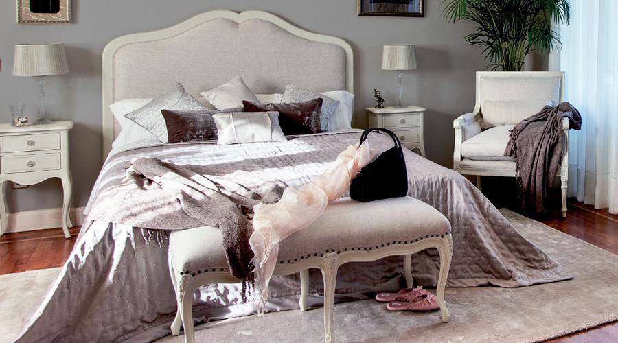 dormitorio provenzal La Rochelle
