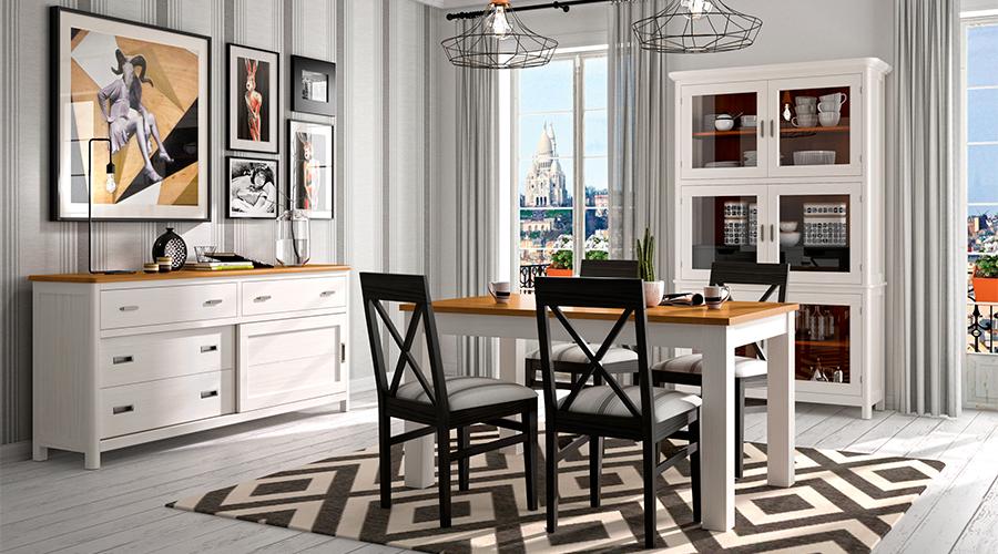 Vitrinas: orden para tu comedor o salón - Blog de decoración ...