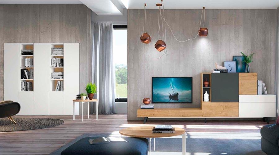 Decoracion de salones modernos