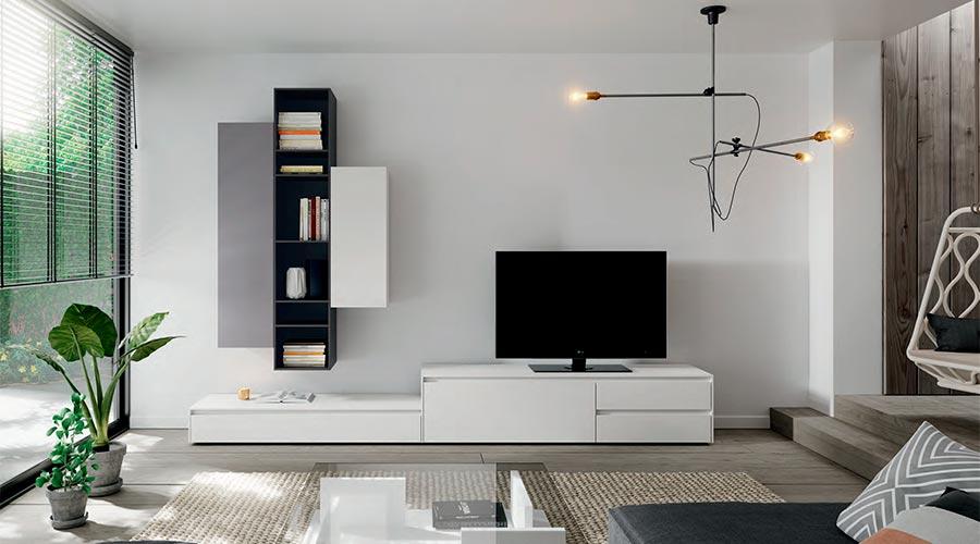 Muebles de salon de diseño moderno