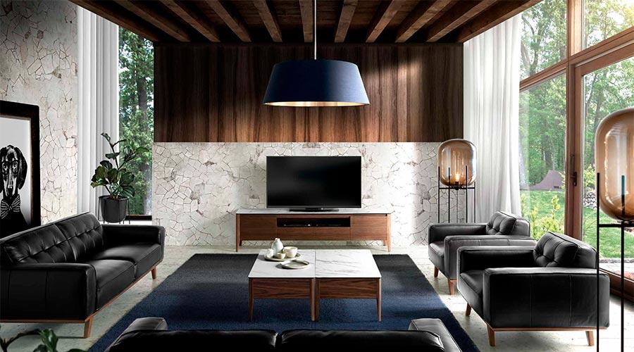 Iluminacion de salones modernos