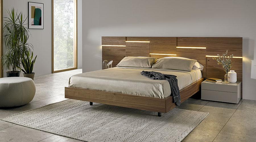 En Demarques puedes encontrar una amplia variedad de modelos de dormitorios modernos
