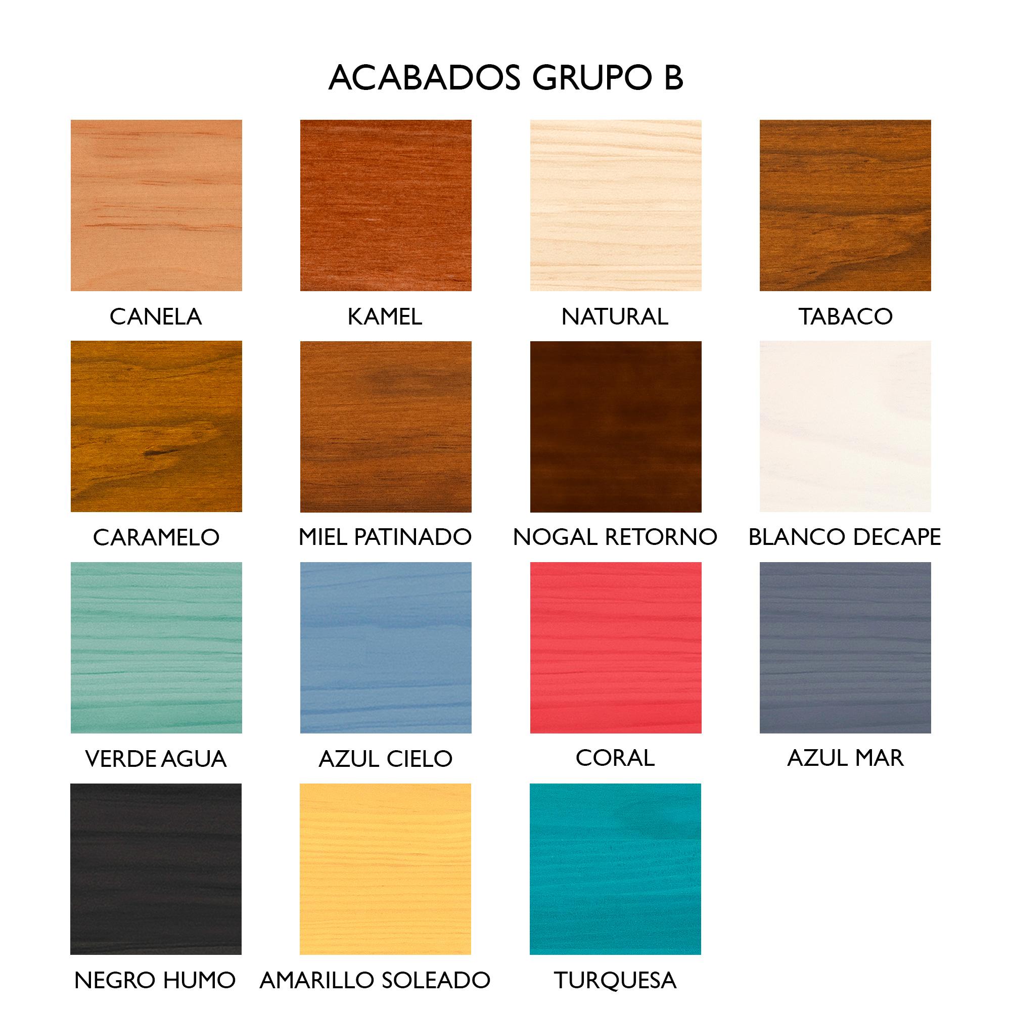 ACABADOS GRUPO 1
