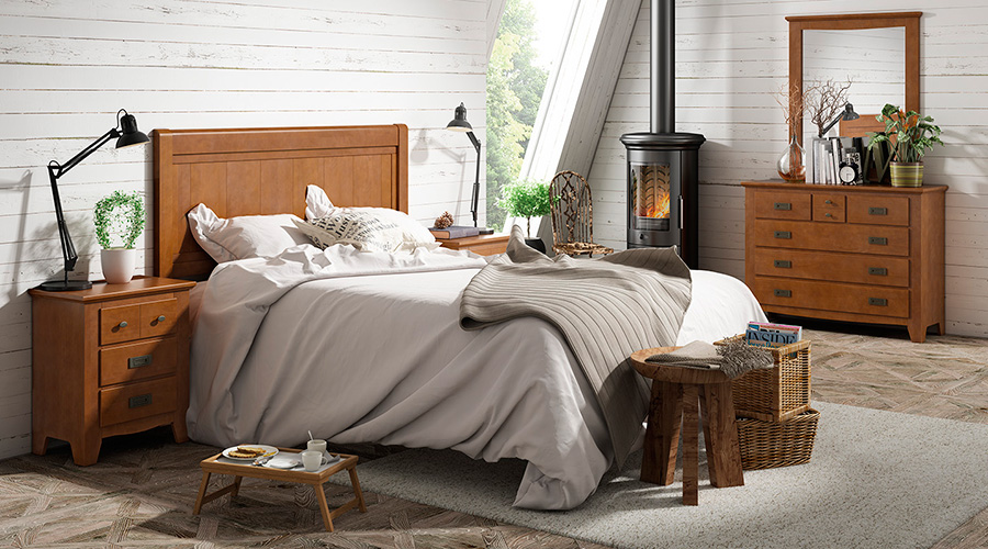 La elegante calidez de los muebles coloniales - Blog de decoración e ...